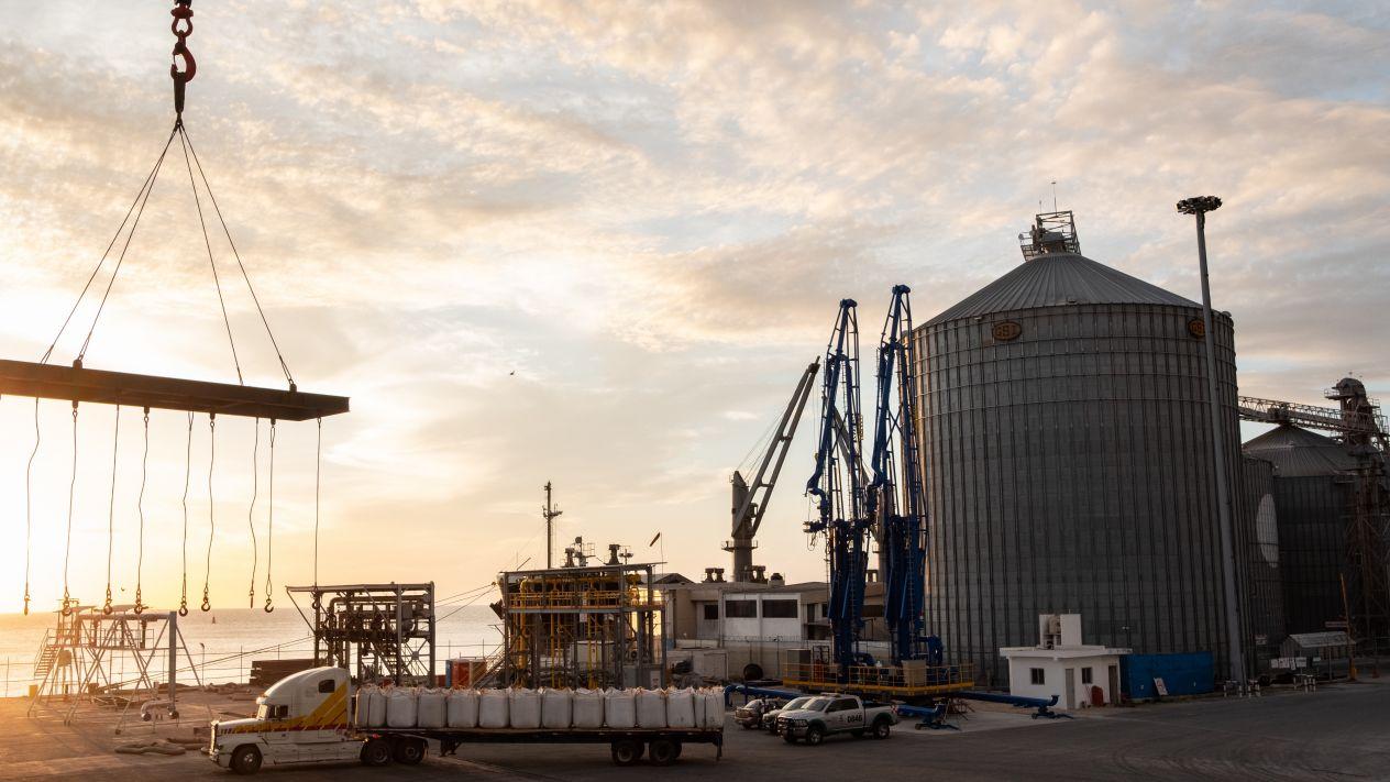 Exportaciones yucatecas a través de Progreso aumentan un 53%